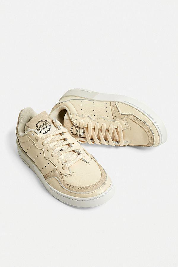 """adidas Originals – Sneaker """"Super Court"""" in Ecru"""