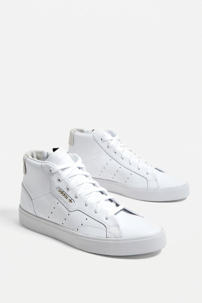 adidas Originals Sleek Mid Trainers | Urban Outfitters UK