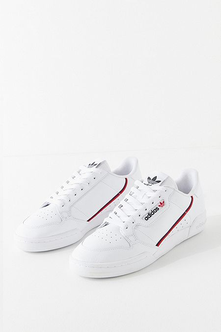 ce485e7bbbd adidas Originals Continental 80 White Trainers