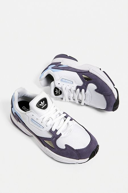 adidas Originals Reveal Your Voice Falcon Periwinkle Trainers bcfcda3427