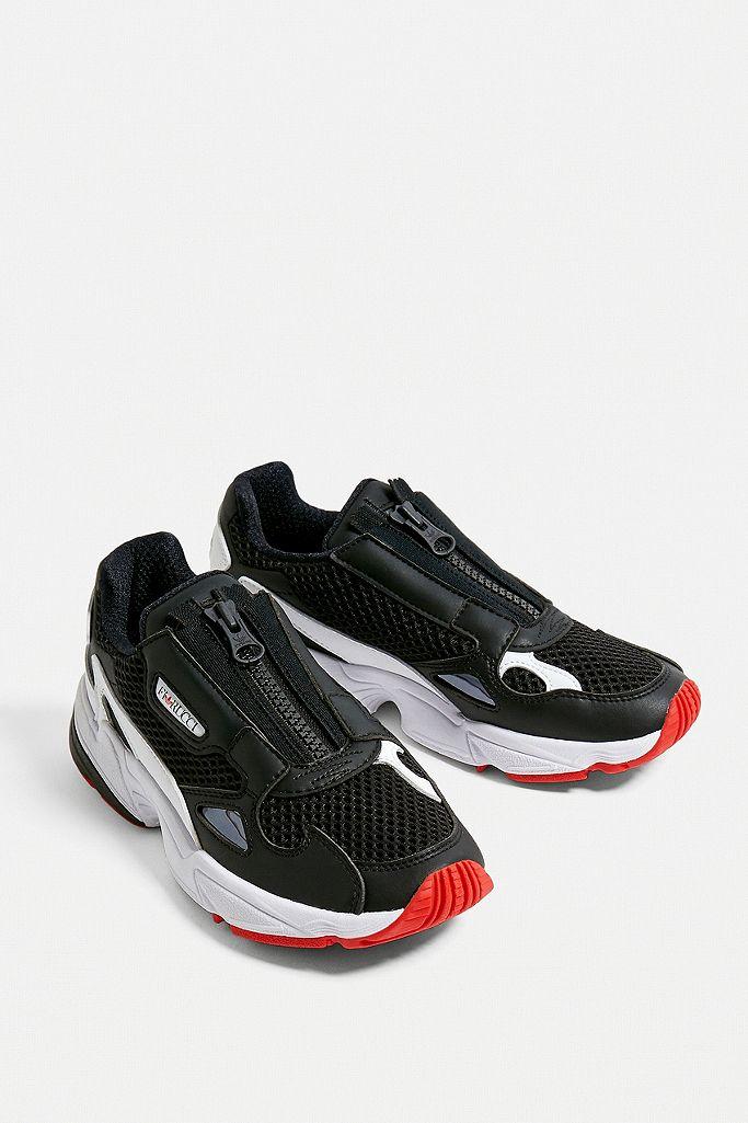 adidas Originals By Fiorucci Falcon Zip Trainers