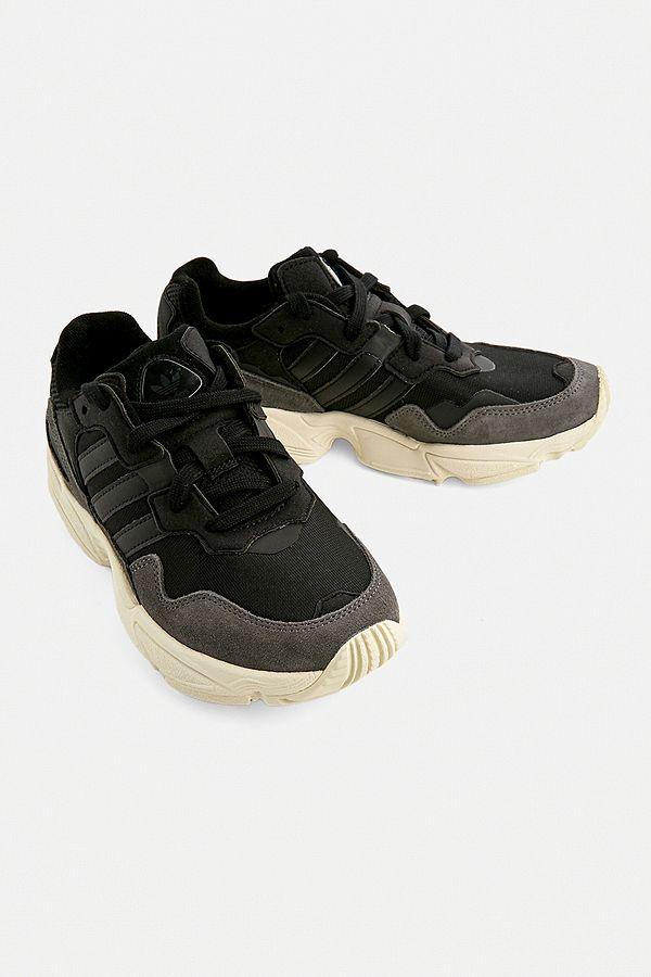 Adidas Originals Yung 96 Black Trainers