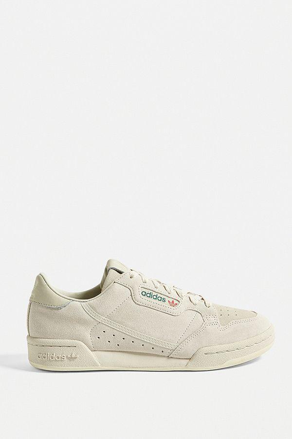 adidas Originals Continental 80 White Trainers