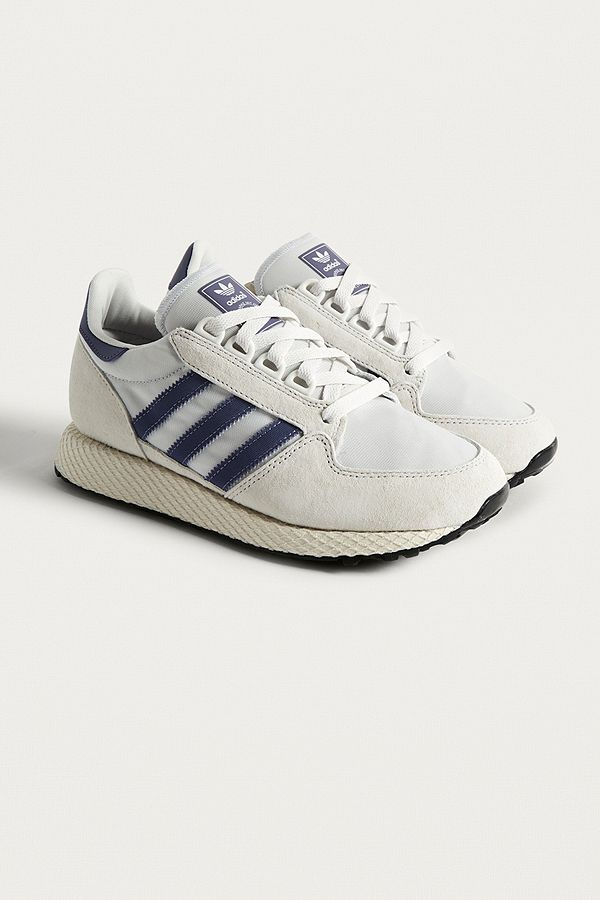 adidas Originals - Baskets Forest Grove Crystal blanches