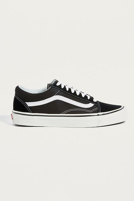 d363588fce0 Vans Old Skool Anaheim Factory 36 DX Black Trainers. Quick Shop
