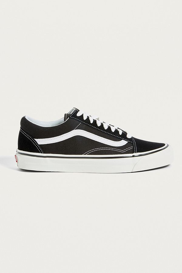 5710ea64ba52 Slide View  1  Vans Old Skool Anaheim Factory 36 DX Black Trainers