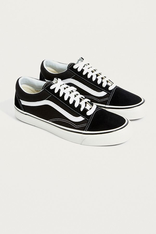 Vans Old Skool Sneaker schwarz weiß im WeAre Shop