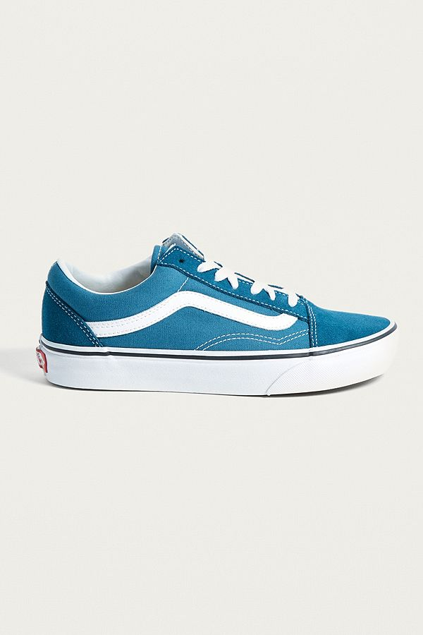 1e753e37fde4f6 Vans Old Skool Blue Trainers