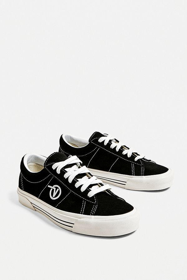 Vans Baskets noires SID DX Anaheim Factory