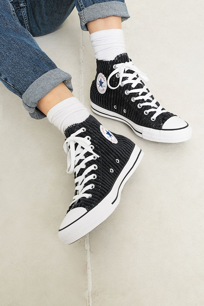 Converse Baskets montantes Chuck Taylor All Star velour