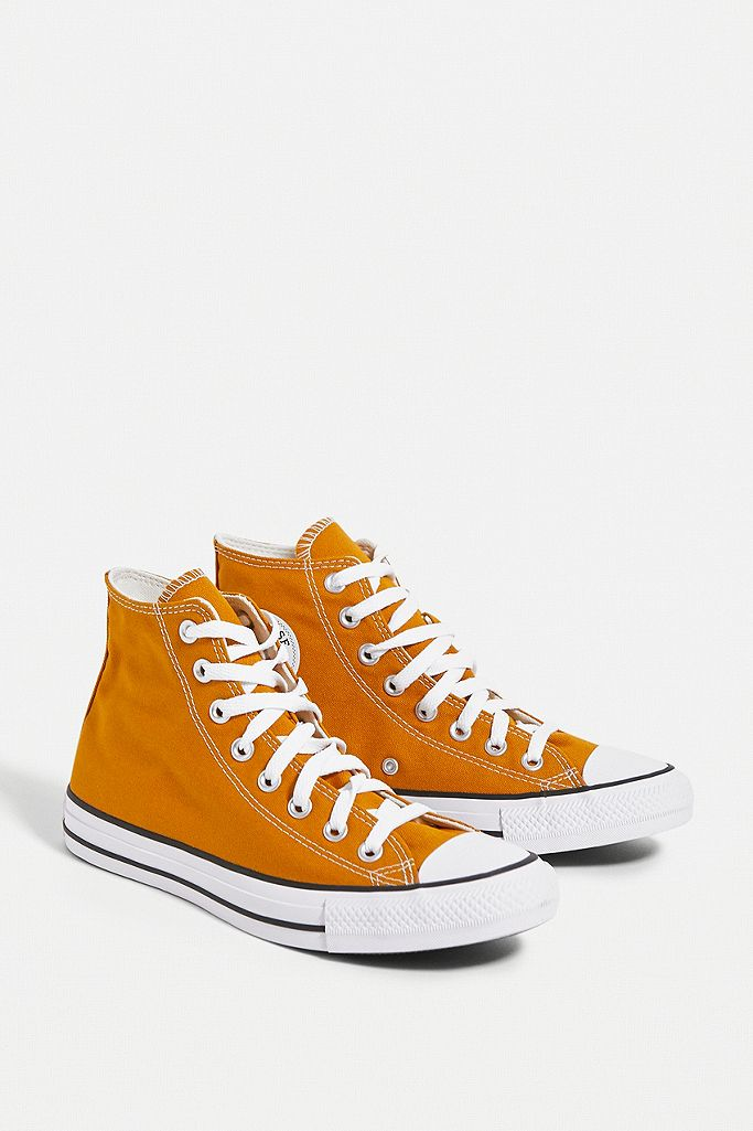 converse all star jaune