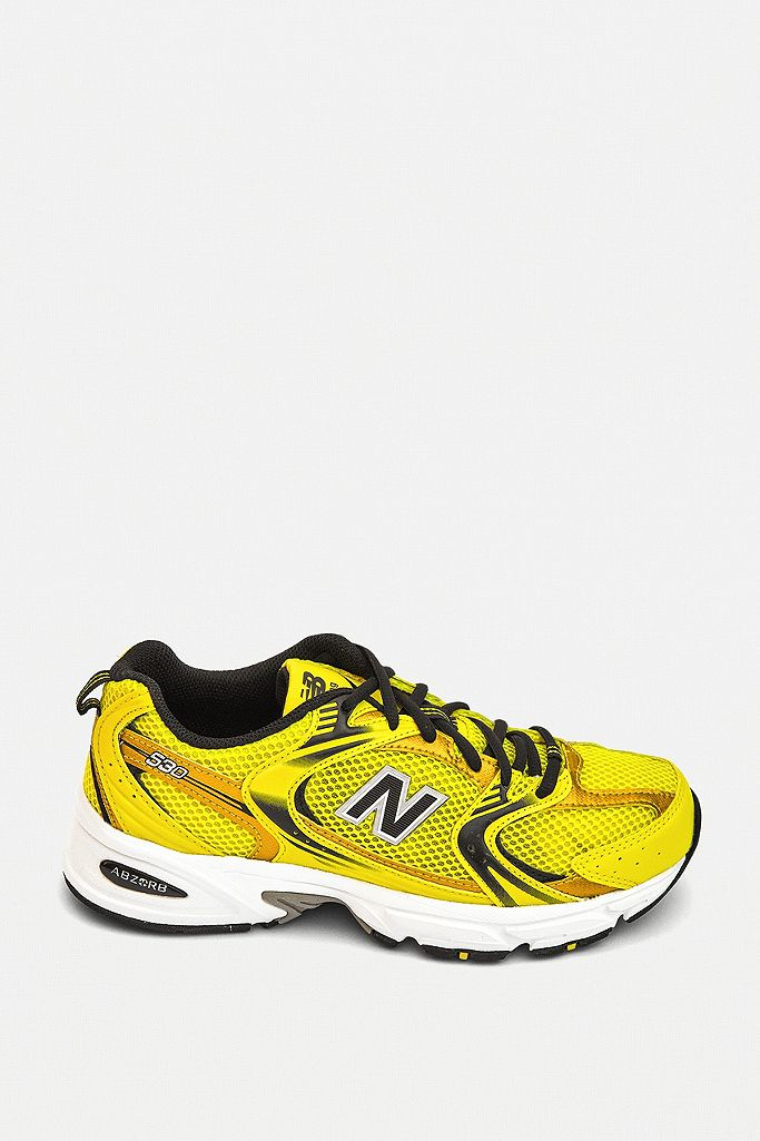 New Balance 530 Yellow Trainers