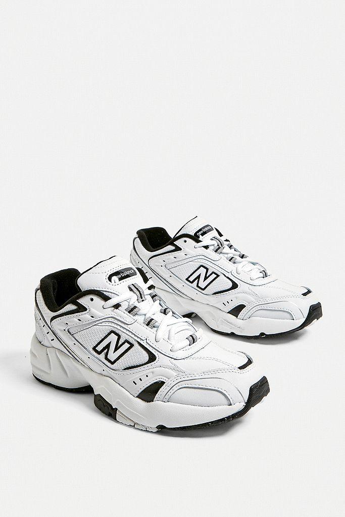"""New Balance – Sneaker """"452"""" in Schwarz-Weiß"""