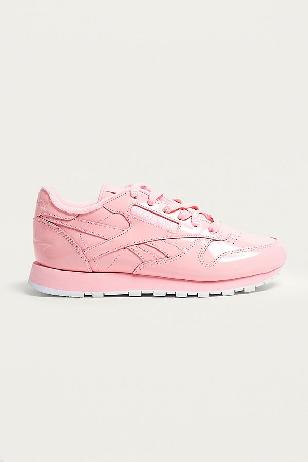 877423acc Reebok X Opening Ceremony OC Classic Leather Trainers | Urban ...