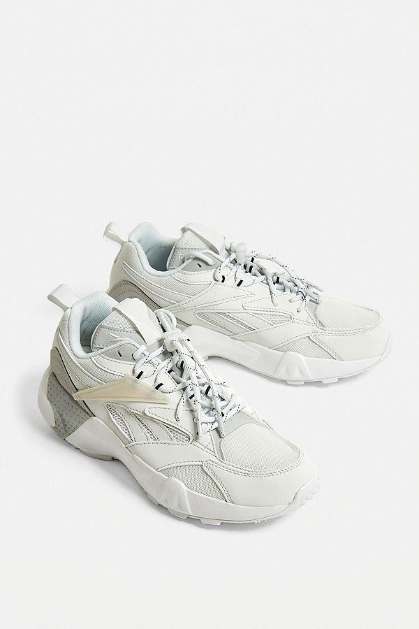 Reebok Aztrek Double 93 | DV5387 | Black | Sneakers | Skor