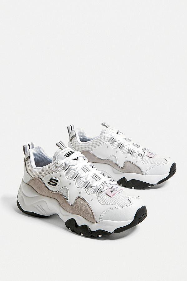 """Skechers – Zenway Sneaker """"D'Lites 3.0"""""""