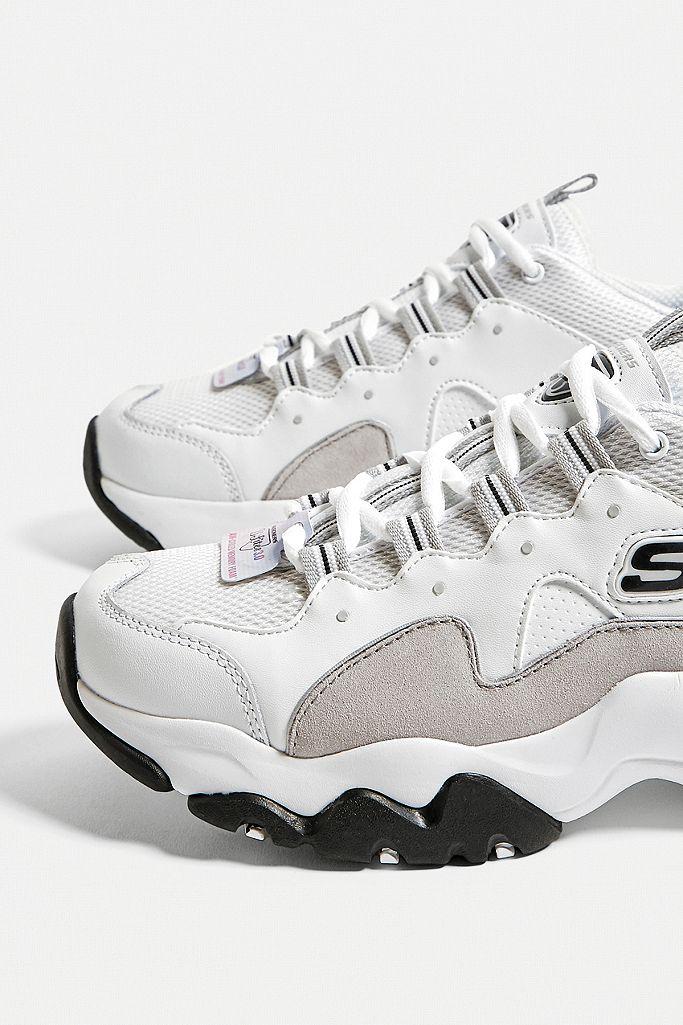 "Skechers – Zenway Sneaker ""D'Lites 3.0"" | Urban Outfitters DE qUrEo"