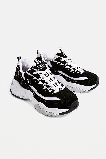 Skechers Baskets femme adidas, Vans et ReebokUrban adidas, Vans et Reebok Urban