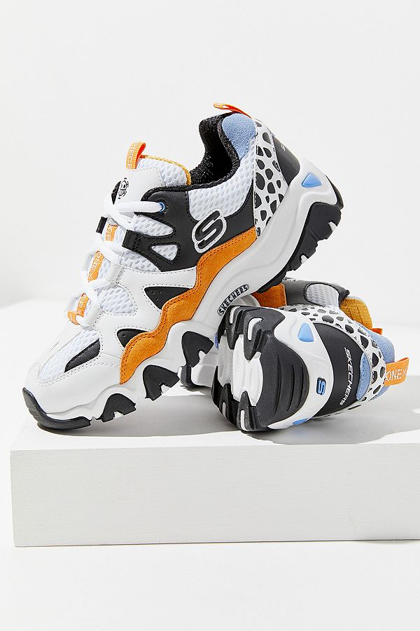 OrangeUrban Piece Skechers D'lites Baskets One Fr Outfitters ARL345j