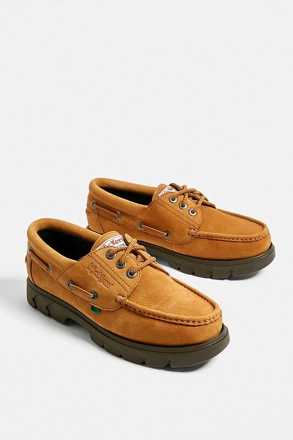 acheter populaire site réputé Style magnifique Kickers - Chaussures bateau Lennon