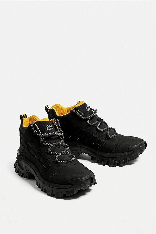 Cat Footwear Resistor Black Boots