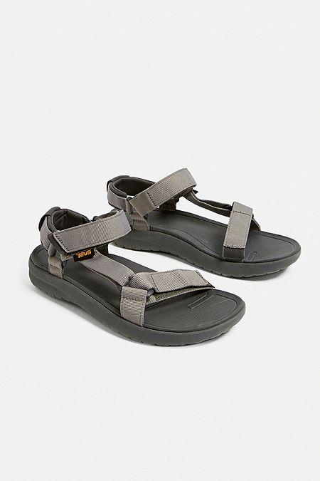 f48b15a7bcc0 Teva Universal Sanborn Grey Sandals