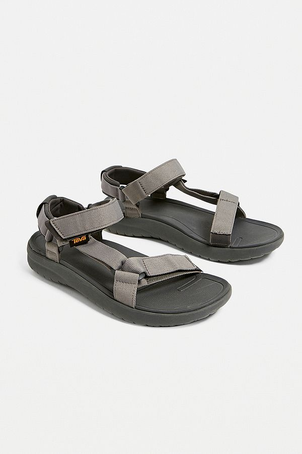 be5946e6c605 Slide View  1  Teva Universal Sanborn Grey Sandals