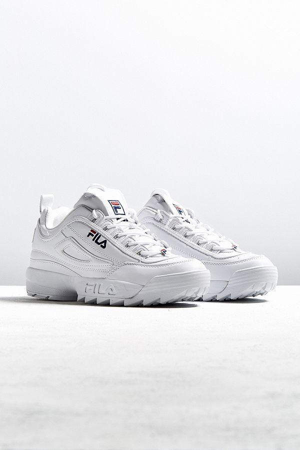 FILA Disruptor II Men's White Trainers