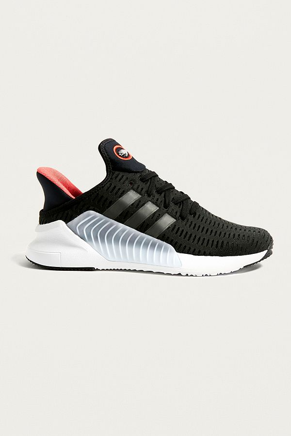 adidas Originals Climacool 0217 Black and White Trainers