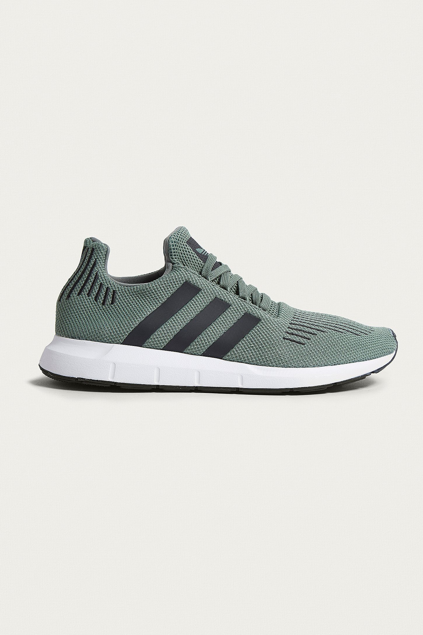 f68ca781d1961 adidas Originals Swift Run Green Trainers. Click on image to zoom. Hover to  zoom. Double Tap to Zoom
