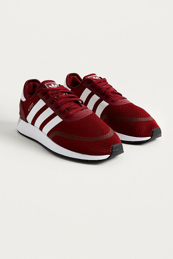 taille 40 2ce02 cb602 adidas Burgundy N-5923 Trainers | Urban Outfitters UK