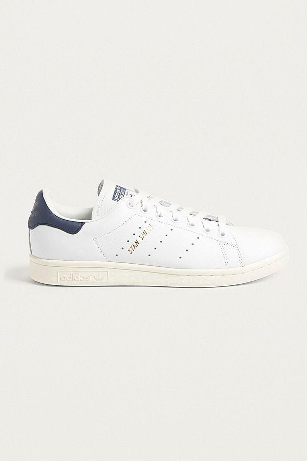 buy popular d7a73 3af6c adidas Originals Stan Smith Blue Sneaker
