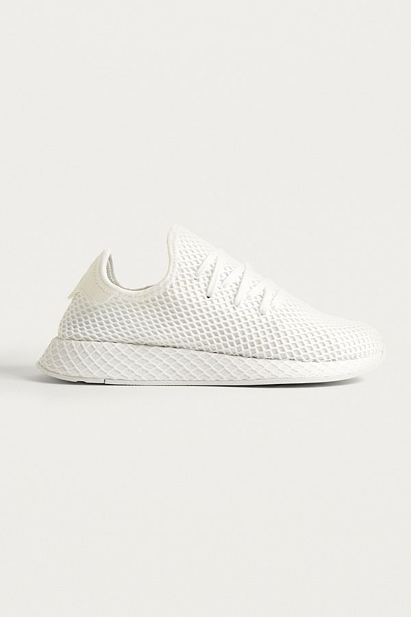 deefdb64c4aa6 adidas Originals Deerupt White Running Trainers