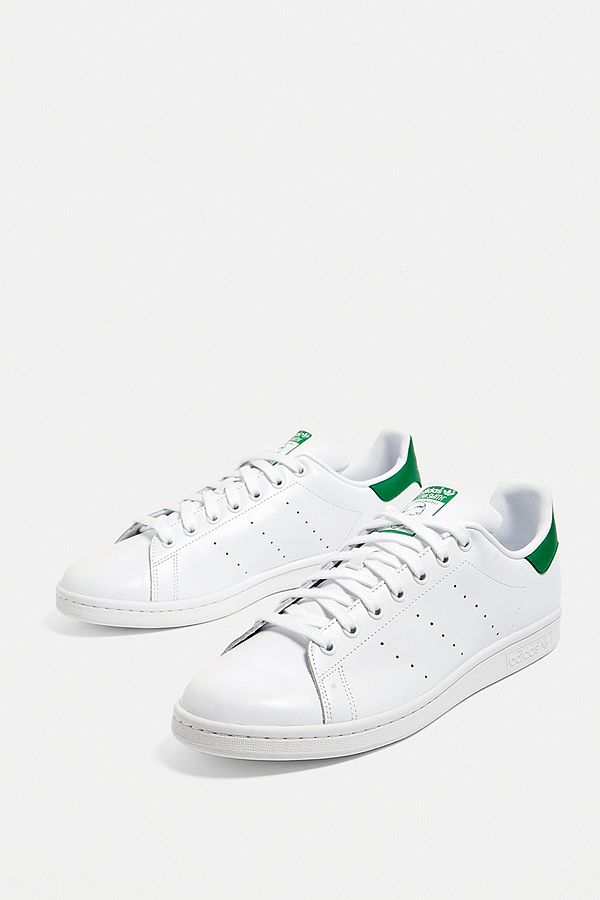 adidas blanche et verte stan smith