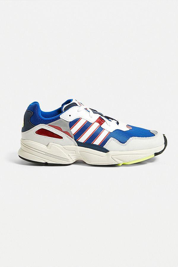 "adidas – Sneaker ""Yung 96"" in Royalblau"