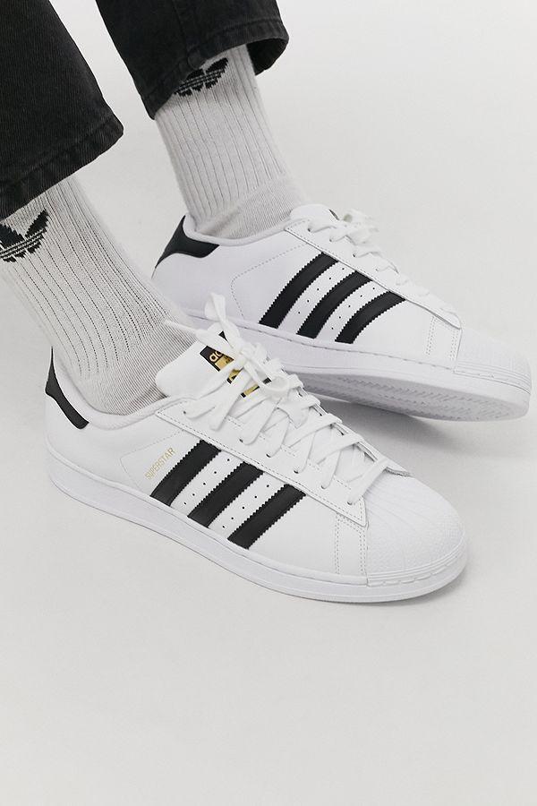 """adidas – Weiße Sneaker """"Superstar"""""""