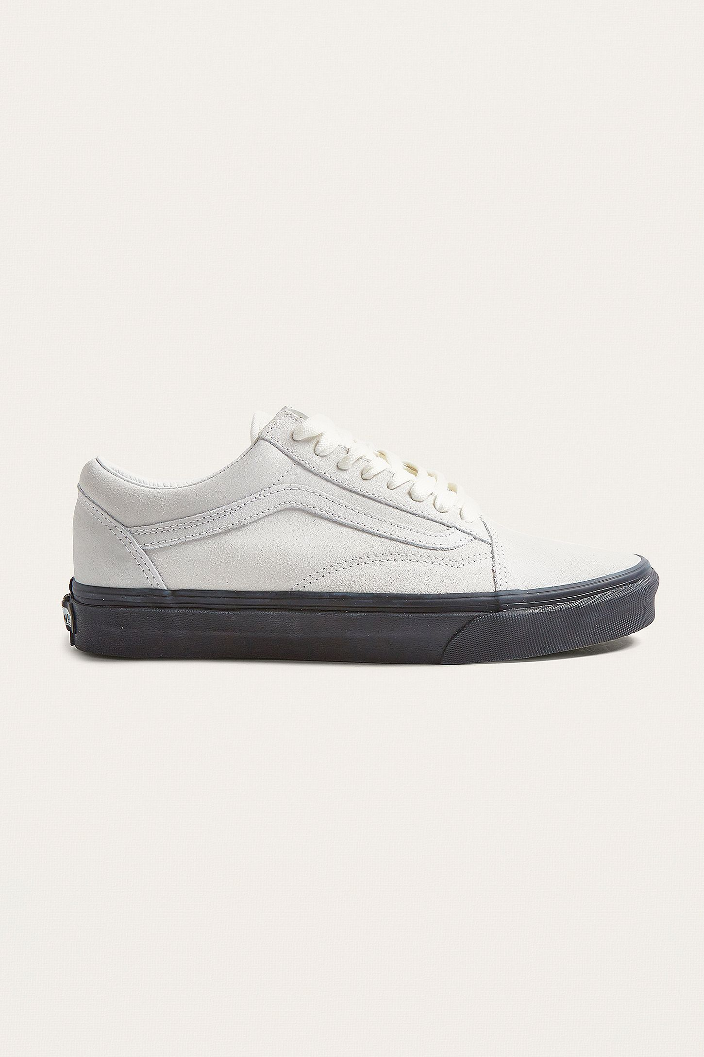 1aed91e904710d Vans Old Skool White and Black Sole