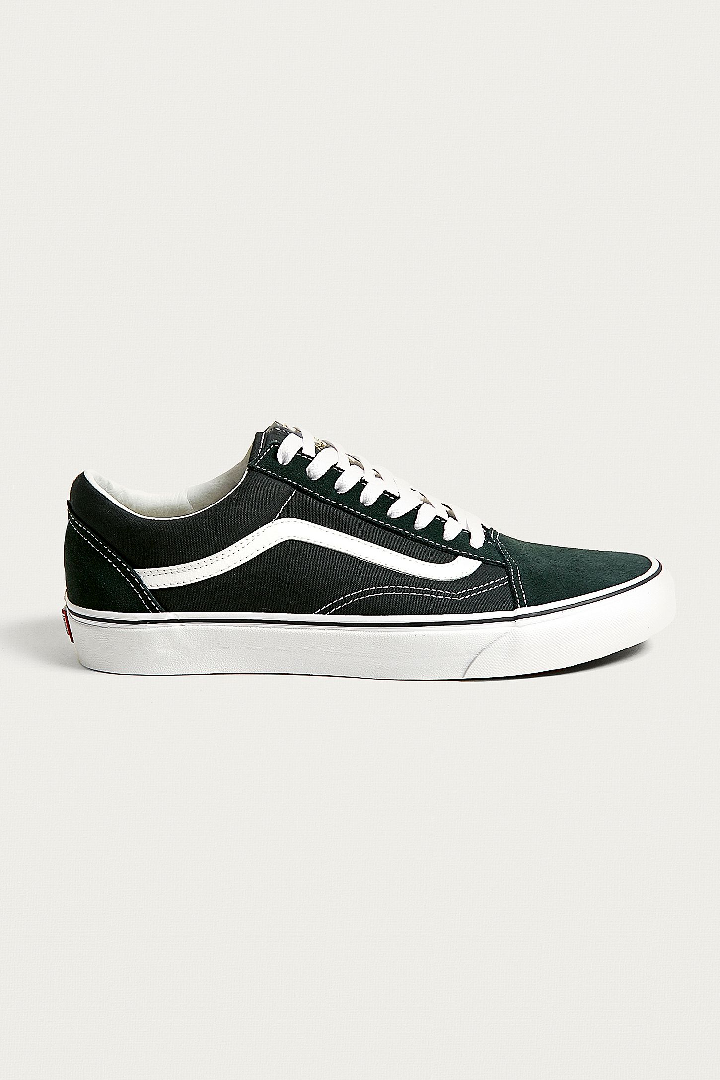 e6acb31a70 Vans Old Skool Midnight Green Trainers