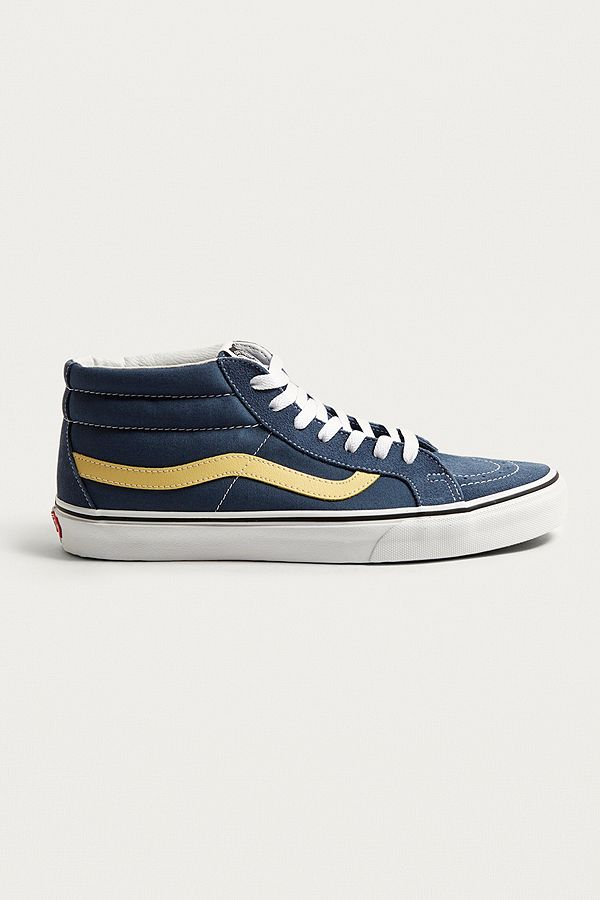 817e9a5ab6 Vans Sk8-Mid Reissue Trainers