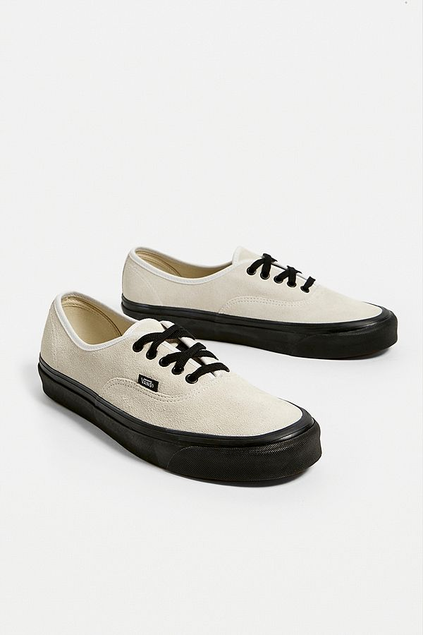 39947a93ef Vans Anaheim Factory Authentic 44 DX OG White Trainers
