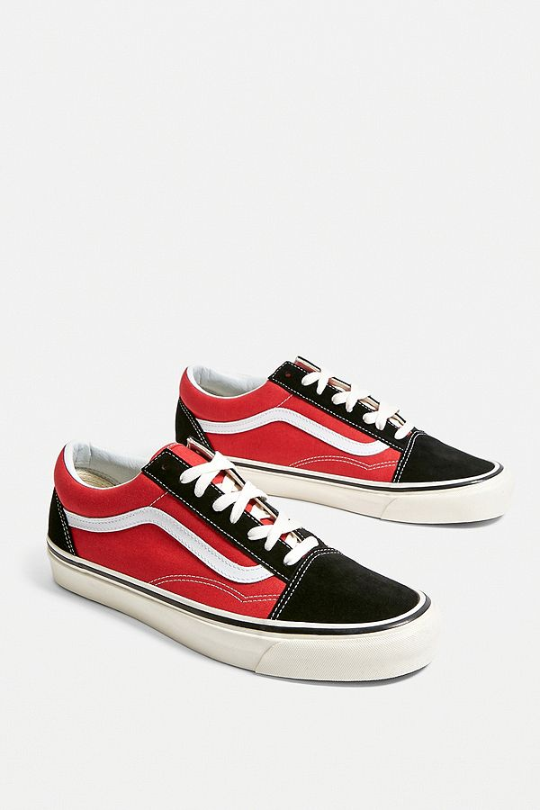 basket vans old school