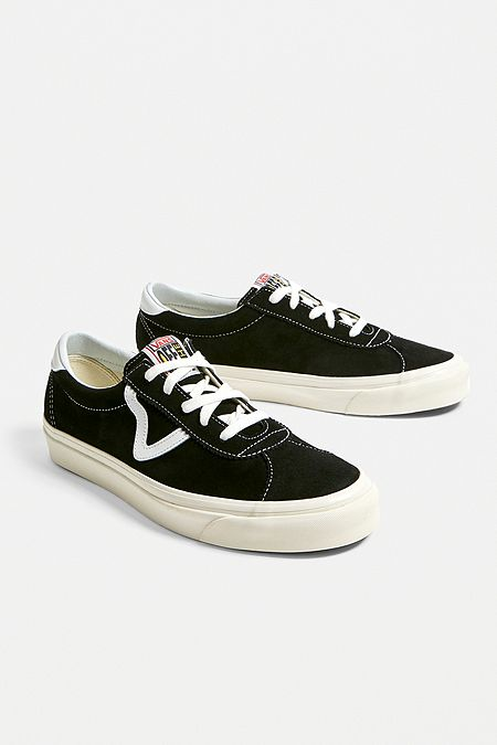 98235b6e Vans Anaheim Factory Authentic Black Suede Trainers · Quick Shop