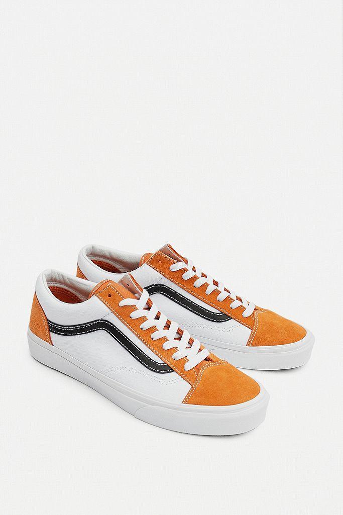 "Vans – Sneaker ""Retro Sport Style 36"" in Apricot"
