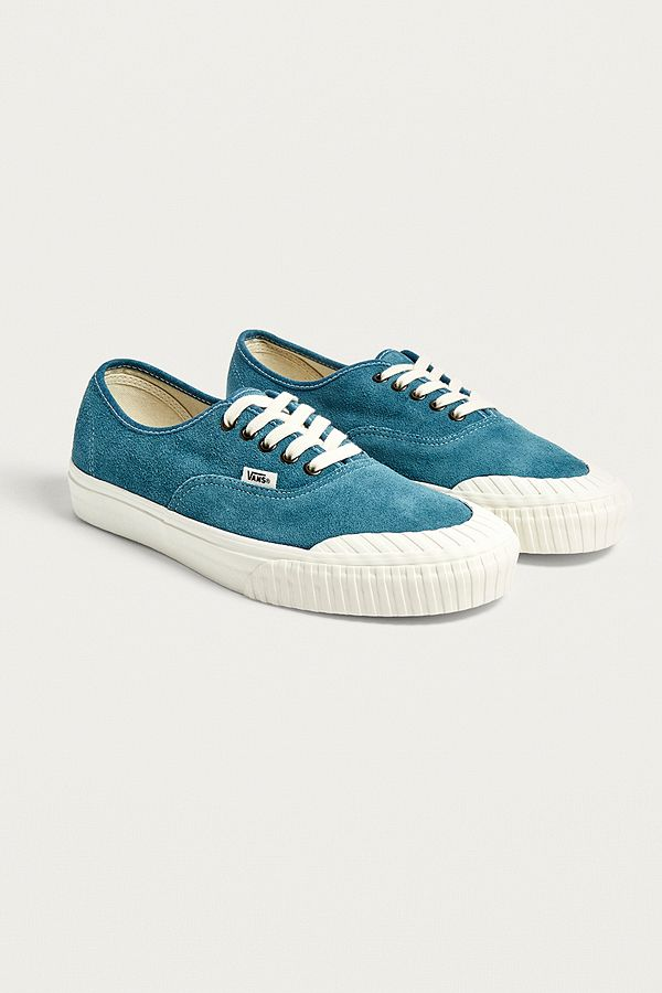 8352dcff4f Vans Authentic 138 Teal Trainers