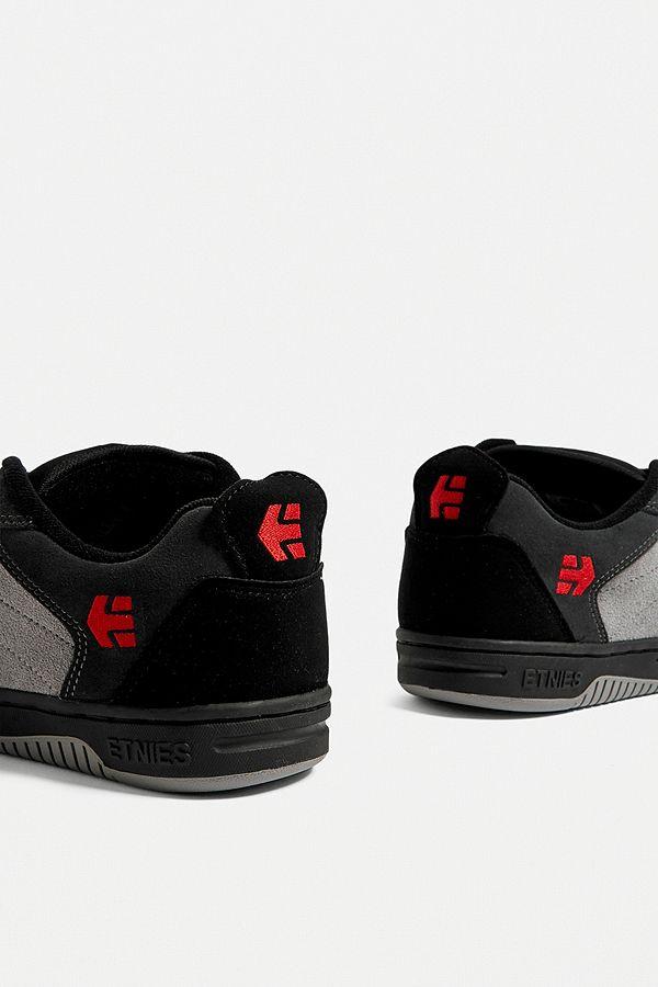 """etnies – Sneaker """"Czar"""" in Schwarz und Grau"""