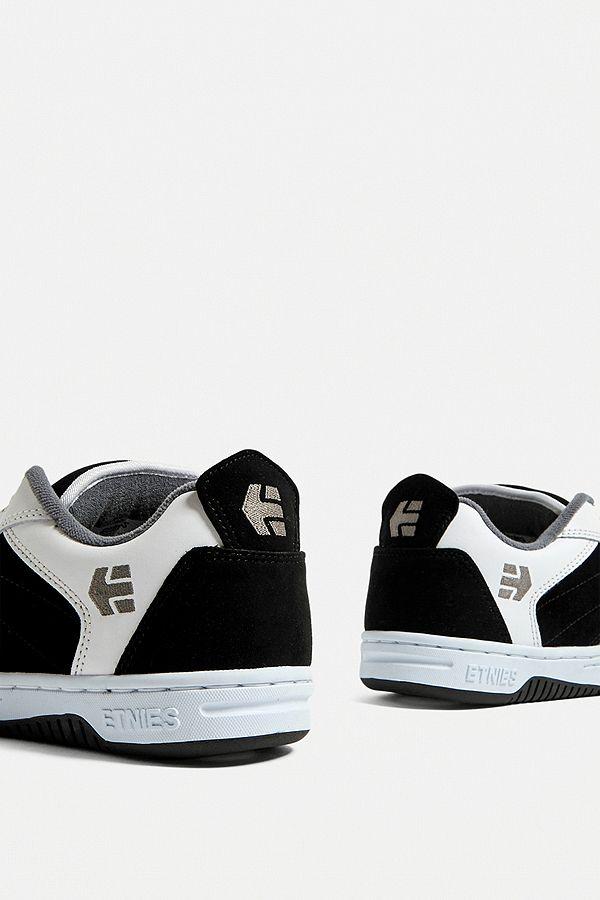 """etnies – Sneaker """"Czar"""" in Weiß und Schwarz"""