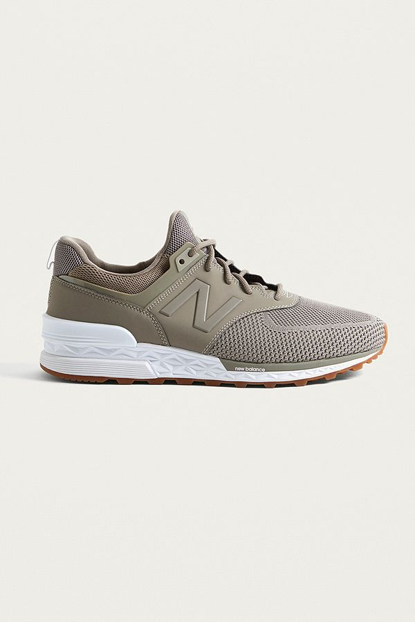 timeless design 49696 39bd6 New Balance 574 Grey Trainers