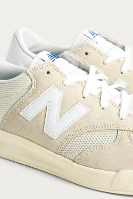 new balance 300 suede white