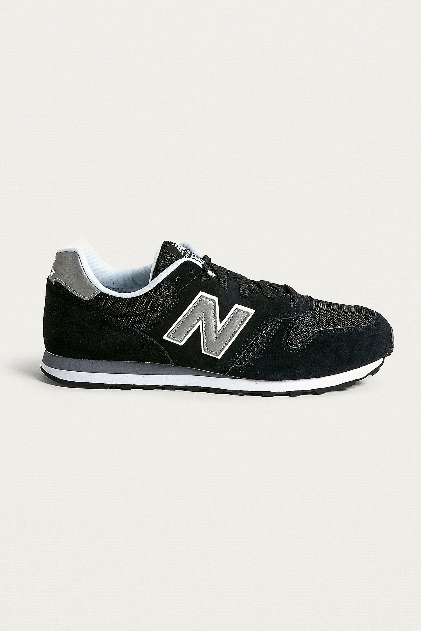 new concept 5ed29 33b4a New Balance 373 Black Trainers. Click on image to zoom. Hover to zoom.  Double Tap to Zoom