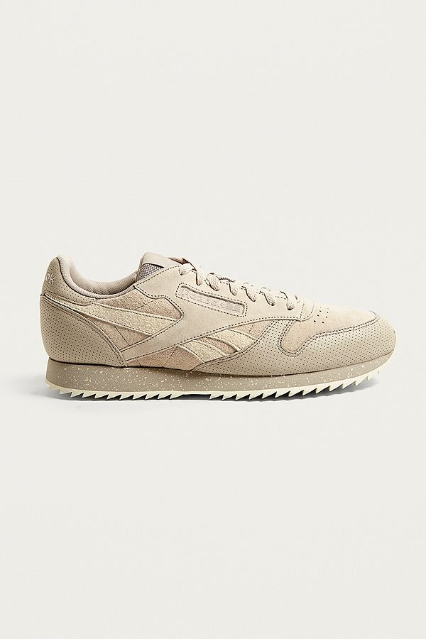 a5c43c9d95646 Reebok Classic Leather   Suede Trainers